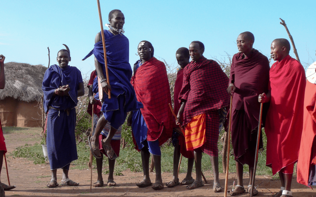 Tribal Cultures in Namibia